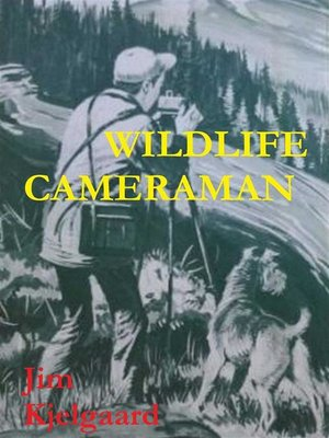 cover image of Wildlife Cameraman